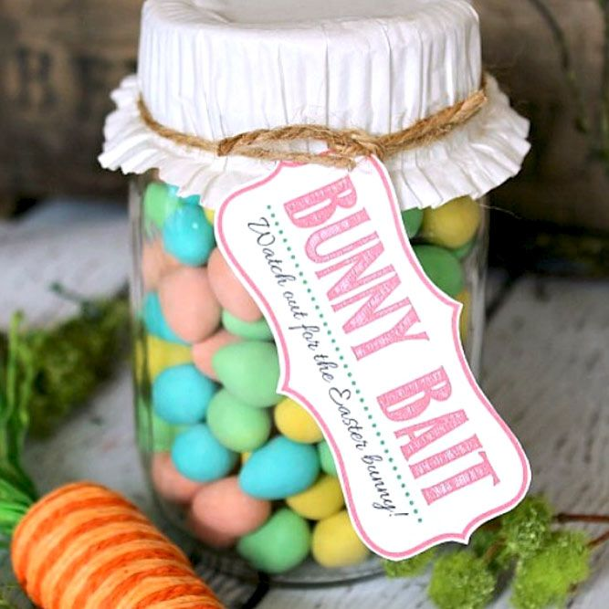 Birthday gifts an easter candy jar can serve as a gift that you an easter candy jar can serve as a gift that you can give to anyone negle Choice Image