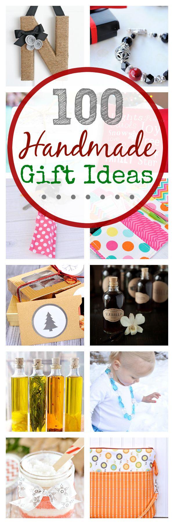 Birthday Gifts 100 Handmade Gift Ideas For Kids Women Men