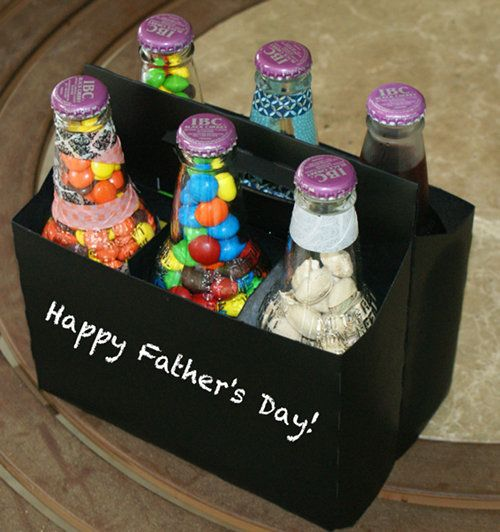 Birthday Gifts DIY Fathers Day Gift Idea