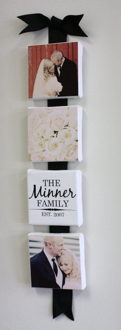 Great way of displaying different events throughout the family. - PC Design
