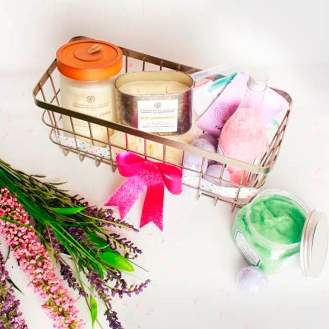Birthday Gifts Luxury Spa Gift Basket Ideas For Mom