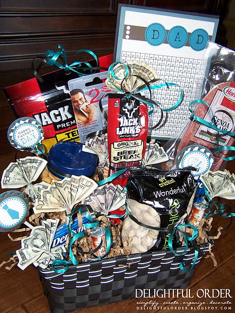 Birthday Gifts Men Gift Baskets