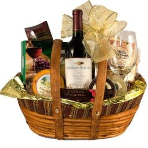 Appropriate Corporate Gift Baskets