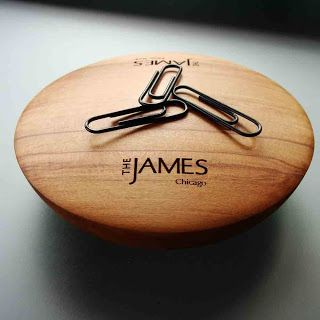 Magnetic paper clip holder Branded Corporate Gifts or Promotional Items