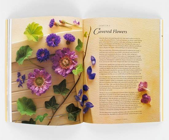 Want to know the best way to create your own pressed flowers for art, crafts, or...