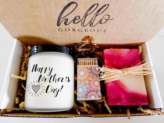 Mother S Day Gift Ideas Mothers Day Gift Ideas For Mom Candle Gift