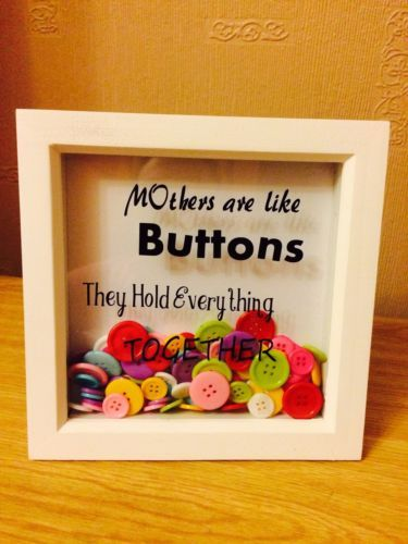Personalised Mothers Mums Nans Frame Perfect Day