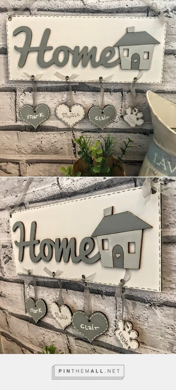 Personalised New home gift Personalised Housewarming gift Personsonalised plaque...