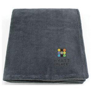 Kanata Oversized Soft Touch Velura™ Blanket. A cozy and plush oversized blanke...