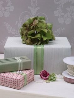 Private and corporate gift wrapping workshops, gift wrapping courses
