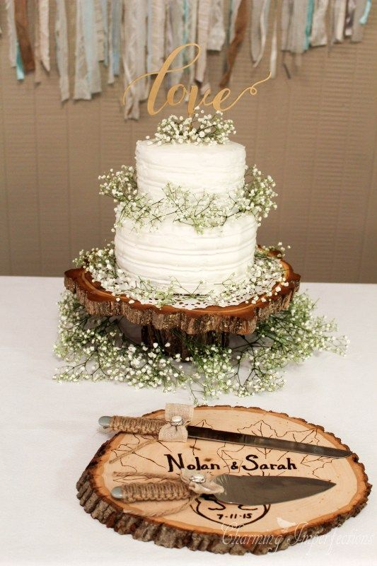 Diy gifts 20 rustic country wedding cakes for the perfect fall 20 rustic country wedding cakes for the perfect fall wedding junglespirit Gallery