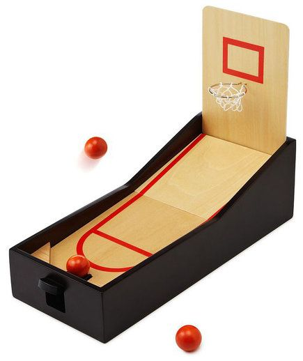 Desktop Basketball | Not all presents have to be serious. Turn the tables on the...