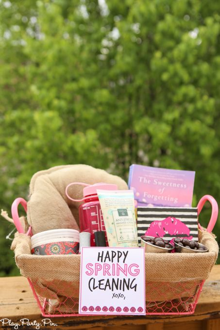 Diy gifts do it yourself gift basket ideas for all occassions do it yourself gift basket ideas for all occassions spring cleaning gift baske solutioingenieria Gallery