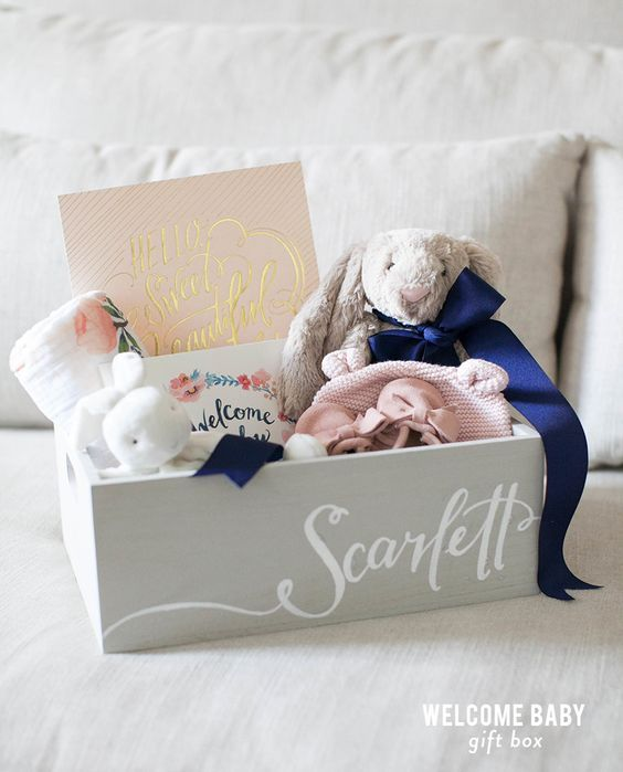 Diy gifts do it yourself gift basket ideas for all occassions do it yourself gift basket ideas for all occassions welcome baby gift box and solutioingenieria Gallery