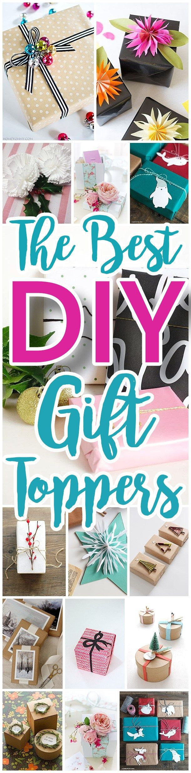Diy gifts do it yourself gift toppers tutorials fun inexpensive do it yourself gift toppers tutorials fun inexpensive and easy handmade ideas solutioingenieria Image collections