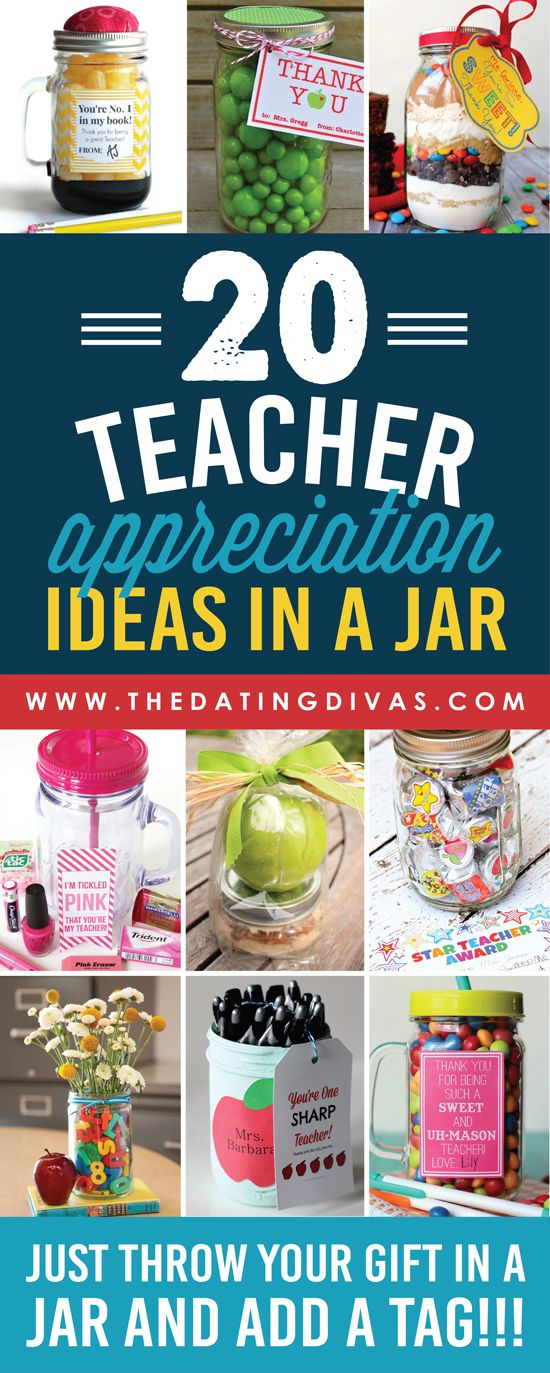 easy and cute teacher appreciation gifts in a jar i love that most