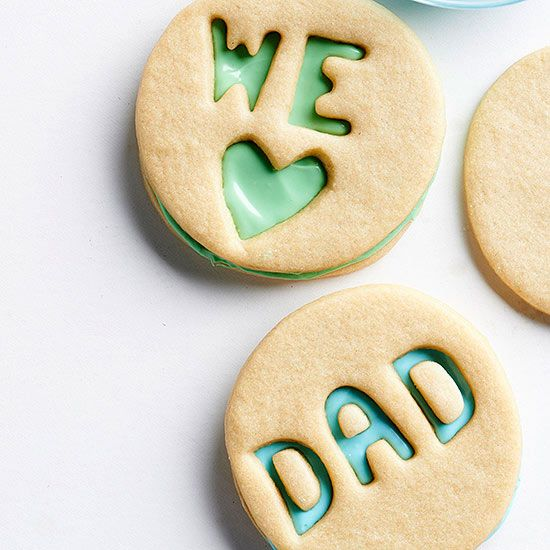 Put a homemade spin on desserts for Father's Day! We're sharing 25 cute desserts...