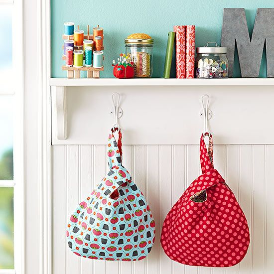 These easy sewing projects include little to no prior sewing experience. Make ho...