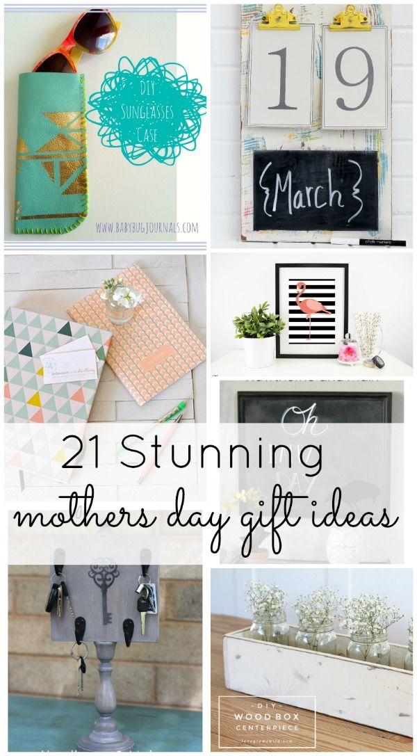 diy gifts mothers day is almost here lets give mom a gift that
