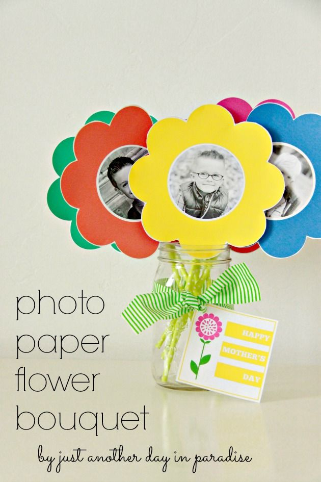 How to make a simple paper flower bouquet boatremyeaton how to make a simple paper flower bouquet diy gifts photo paper flower bouquet with printable from just how to make a simple paper flower bouquet mightylinksfo