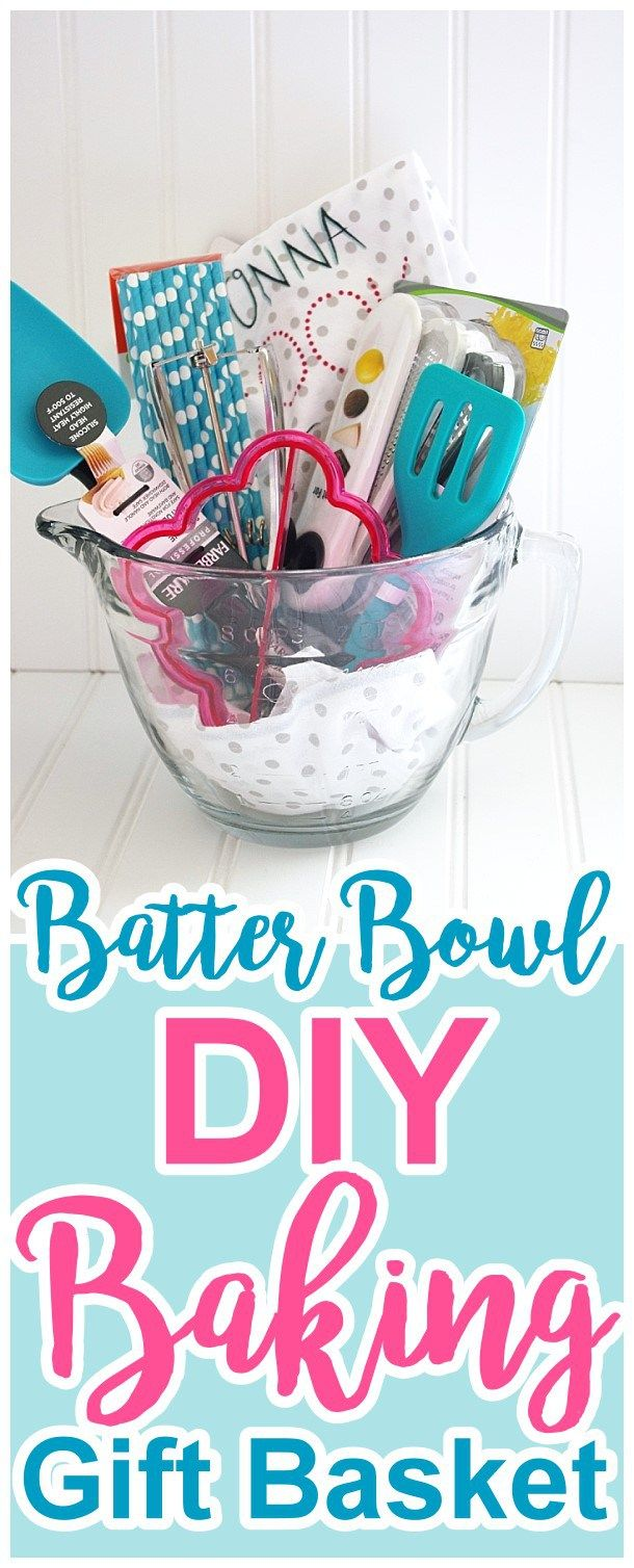 Corporate gifts corporate gifts ideas custom made corporate gift pretty and fun batter bowl diy baking gift basket tutorial and idea by dreaming solutioingenieria Images