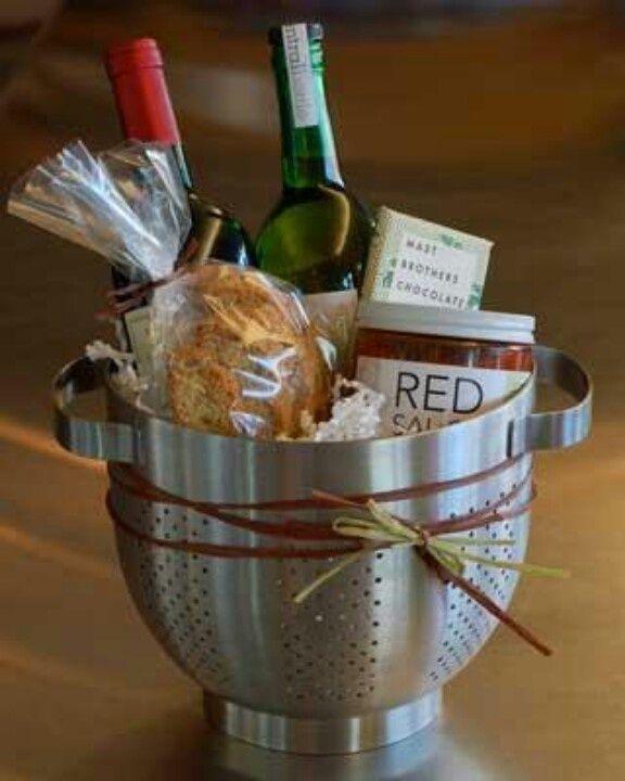 Spaghetti Dinner Housewarming Gift. Is This Not Genius? By Natasha