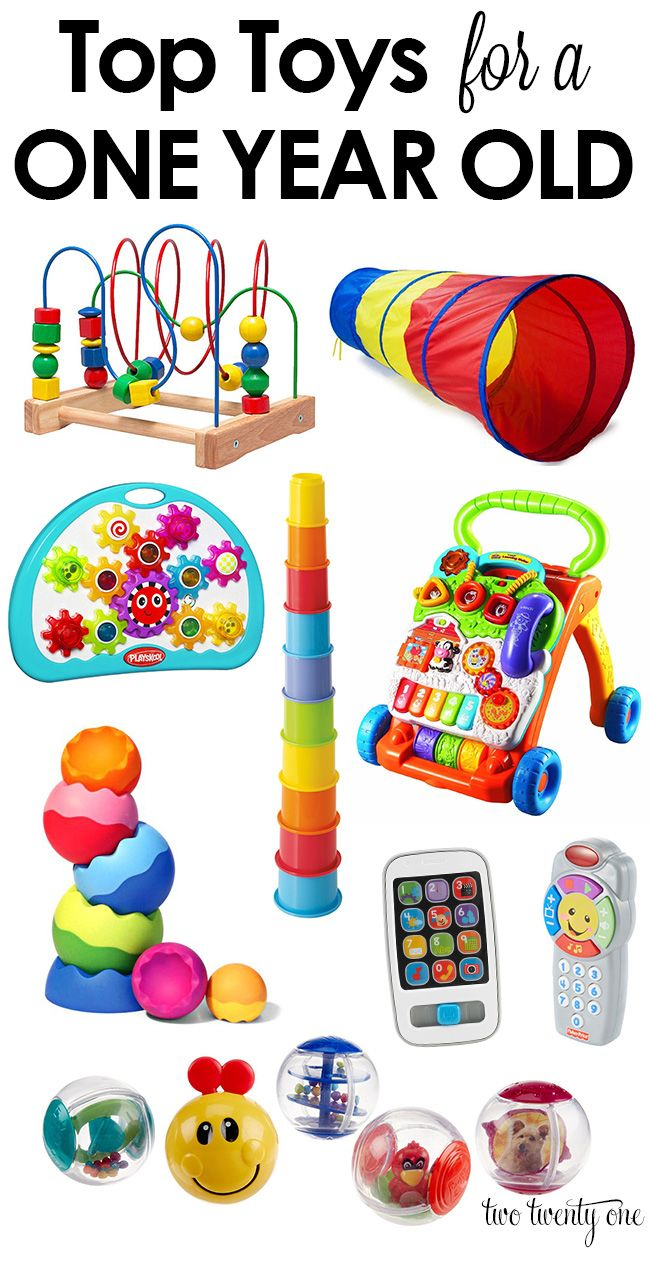Diy Gifts Tried And True Top Toys For A One Year Old