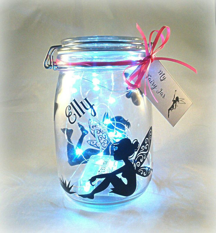 Personalised Gifts Ideas Excited To Share The Latest Addition To My Etsy Shop Fairy Jar Fairy Lights My Gifts List Leading Gifts Inspiration Magazine Gift Ideas For Everyone