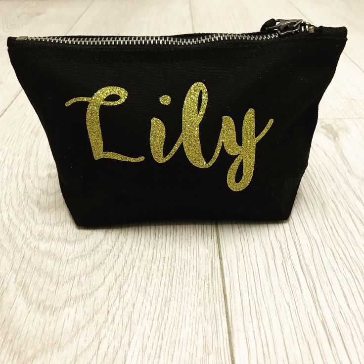 Personalised Gifts Ideas Personalised Make Up Bag Cosmetic Bag