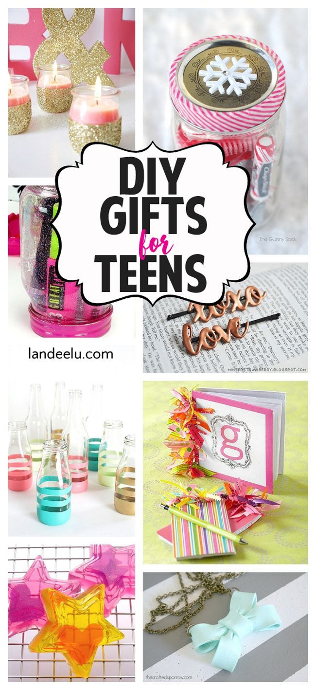 Awesome DIY Gift Ideas For Teens To Make And Give Their Friends Perfect Ch