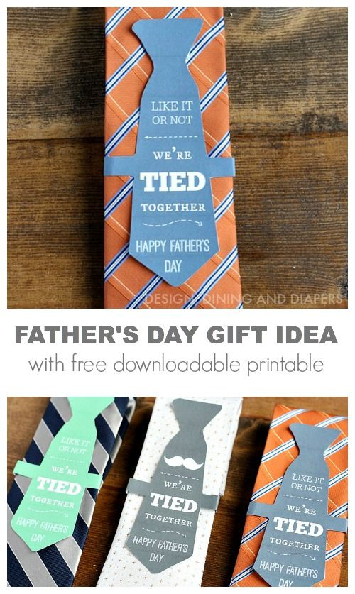 diy gifts father s day gift idea with free downloadable printable
