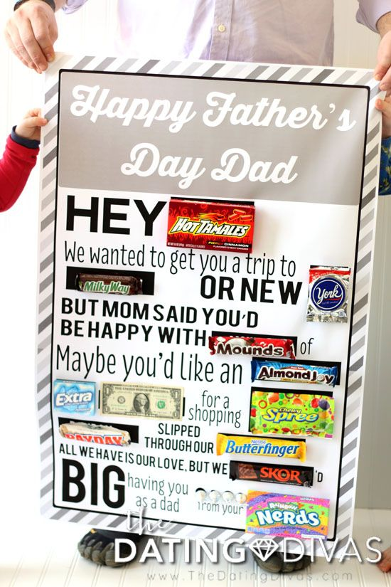 78d32d999301 DIY Gifts   Father s Day Candy Bar Poster Printable - My Gifts List ...