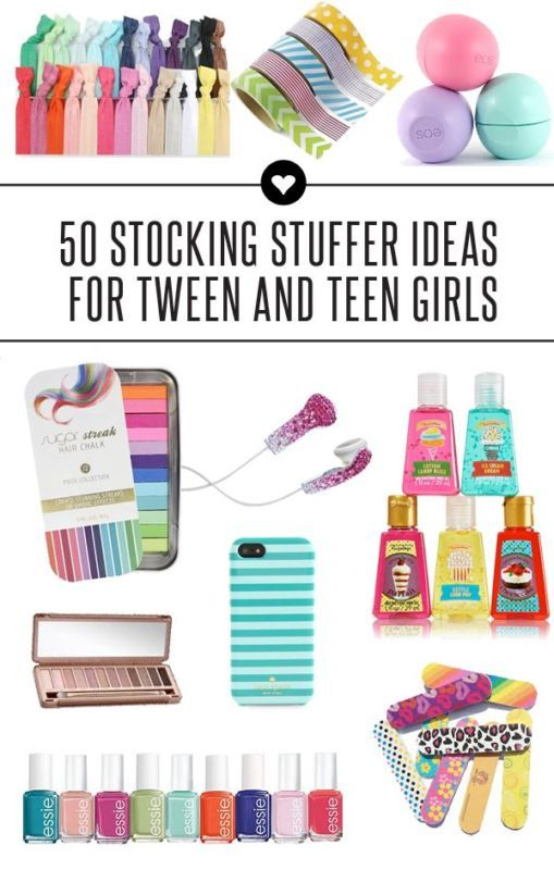 Diy Gifts Great Ideas For Stocking Stuffers For Teen And Tween