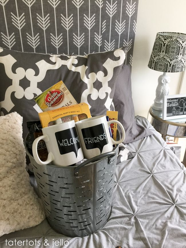 Diy Gifts Guest Room Welcome Basket Gift Idea Free Printable Tatertotsandjello My Gifts List Leading Gifts Inspiration Magazine Gift Ideas For Everyone Find The Perfect Gifts For