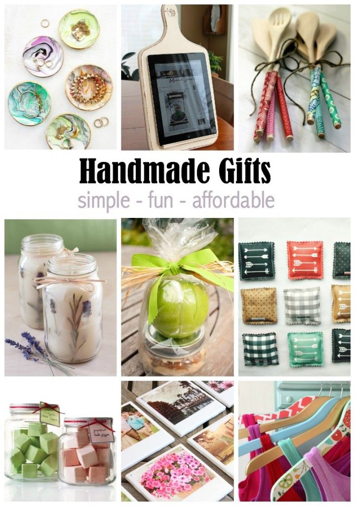 Simple Homemade Gifts For Him Gift Ideas