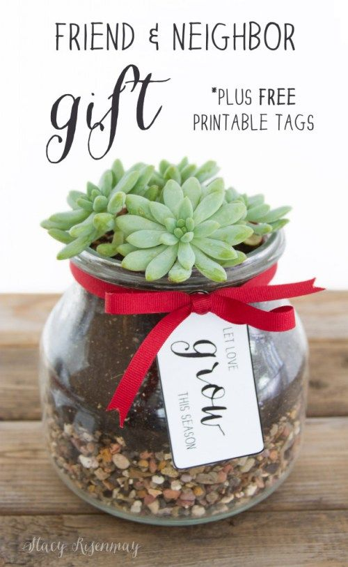 Diy Gifts Holiday Gift Idea Friend