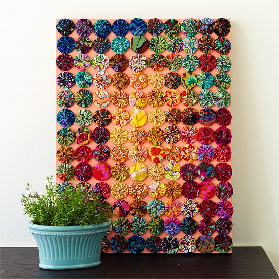 A colorful and creative piece of artwork makes the perfect unique Christmas gift...