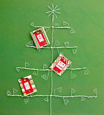 Everyone loves to display their Christmas cards and giving them a fun way to do ...