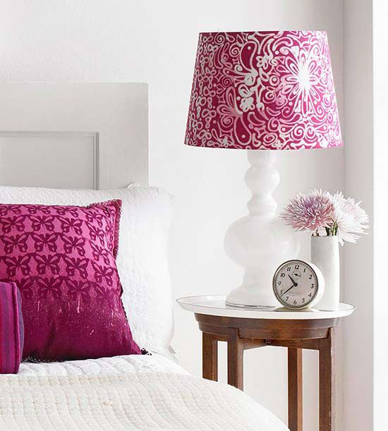 Is your friend a lover of big color? Give them a personalized Doodled Lampshade ...