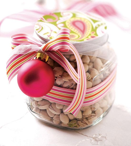 Who wouldn't love this Decorated Treat Jar?