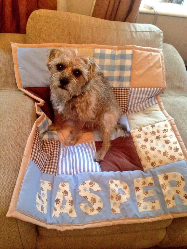 Bespoke personalised pet quilts lizzy_1964@me.com