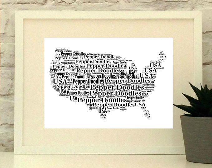 Personalised Gifts Ideas : USA