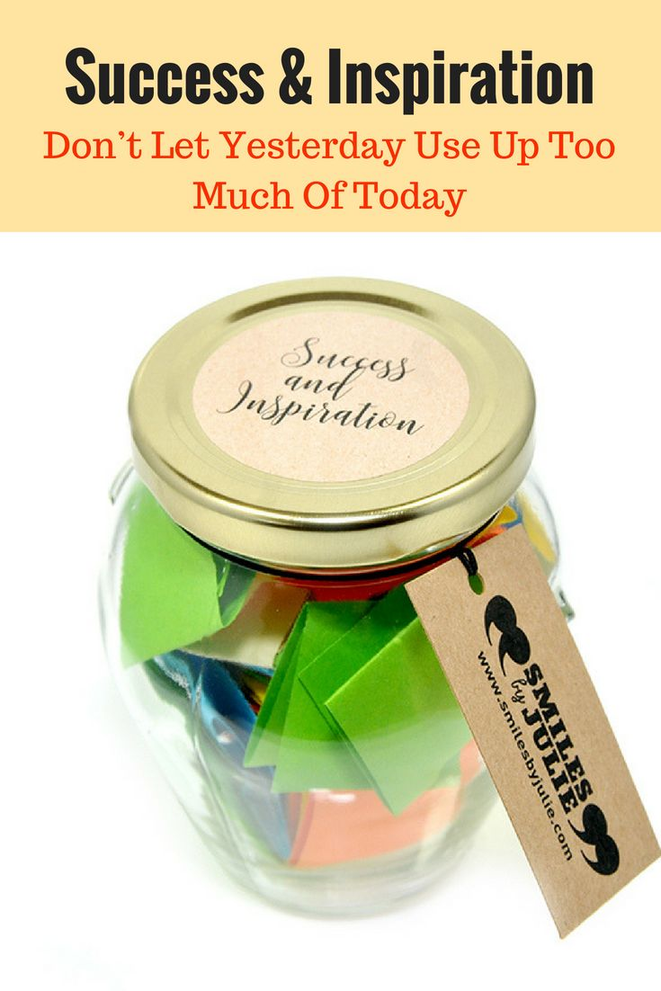Success & Inspiration in a Jar. A Month of Thoughtful & Motivational Quotations ...
