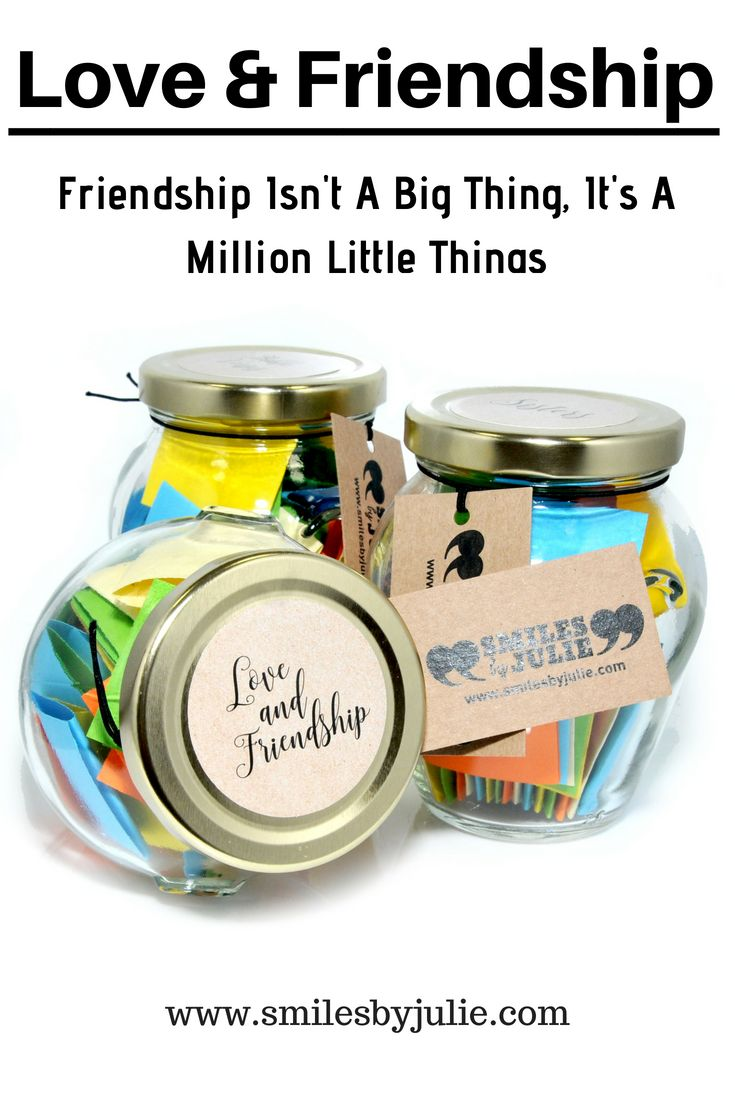 Personalised Gifts Ideas Love Friendship In A Jar A Month Of Thoughtful Happy Quotations In A New St My Gifts List Leading Gifts Inspiration Magazine Gift Ideas