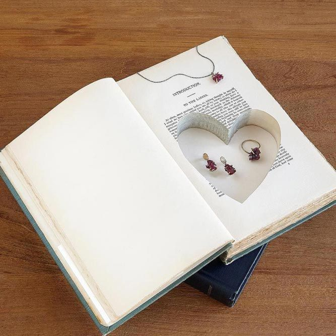 Birthday Gifts A Heart Book Box Bookbox Discover Cute And Fun