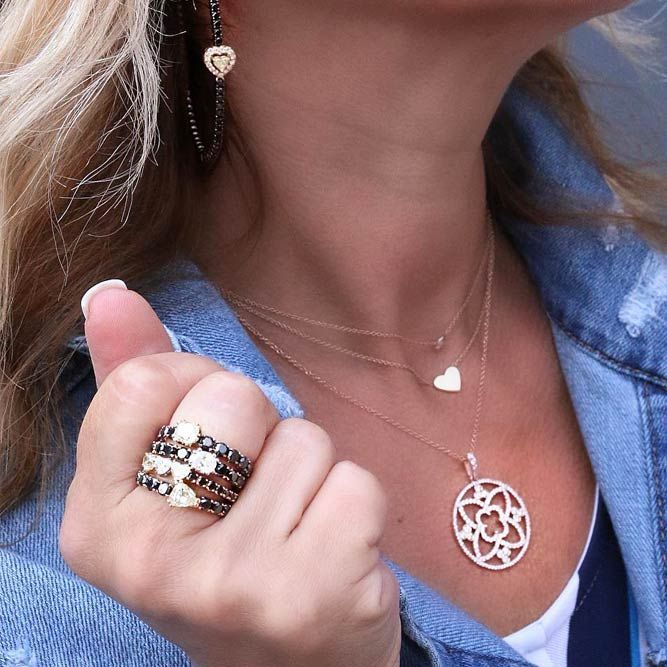Jewelry Gift Idea Rings Necklace Gifts For Girlfriend Should Be Meaningful
