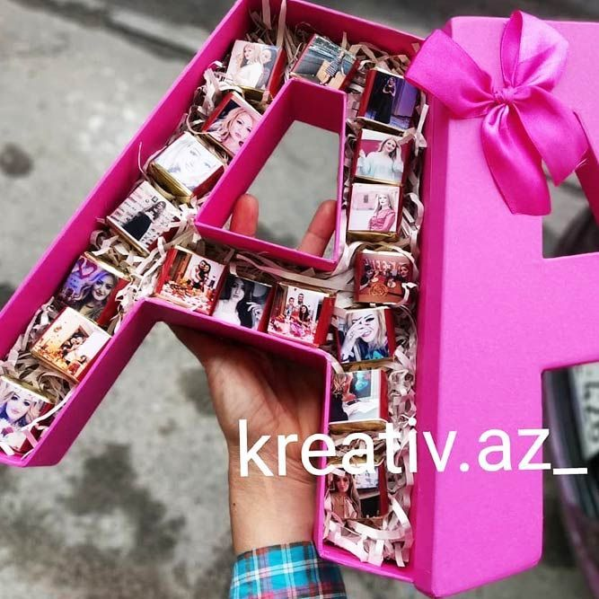 A Personalized Gift Box Idea For Women Chocolate Choose