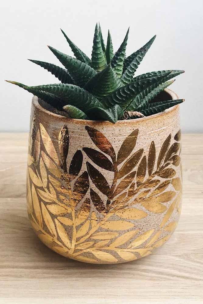 Birthday Gifts Plants Gift Idea Patternedpot Those Who Want To