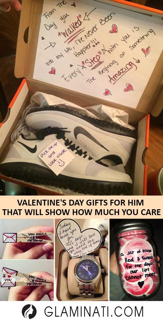 Valentine's Day Gifts For Him That Will Show How Much You Care! See more: glamin...