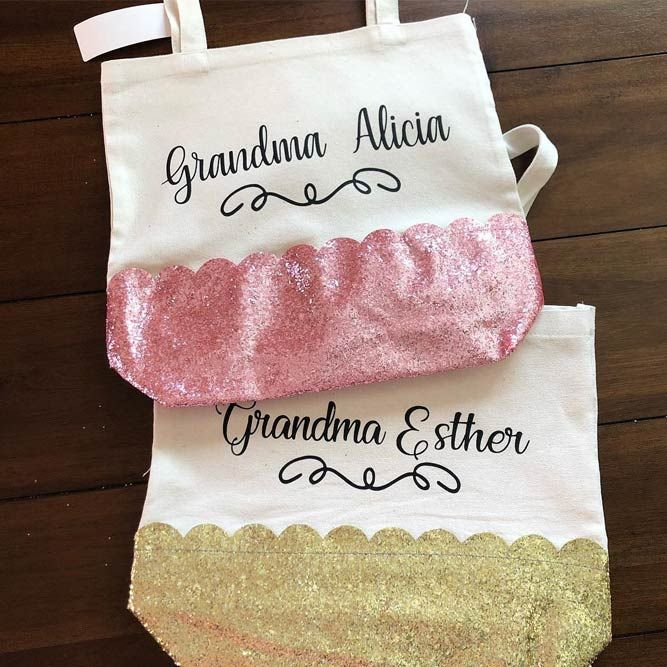 Custom Tote Bag #totebag #custombag Thoughtful and personalized gifts for grandm...